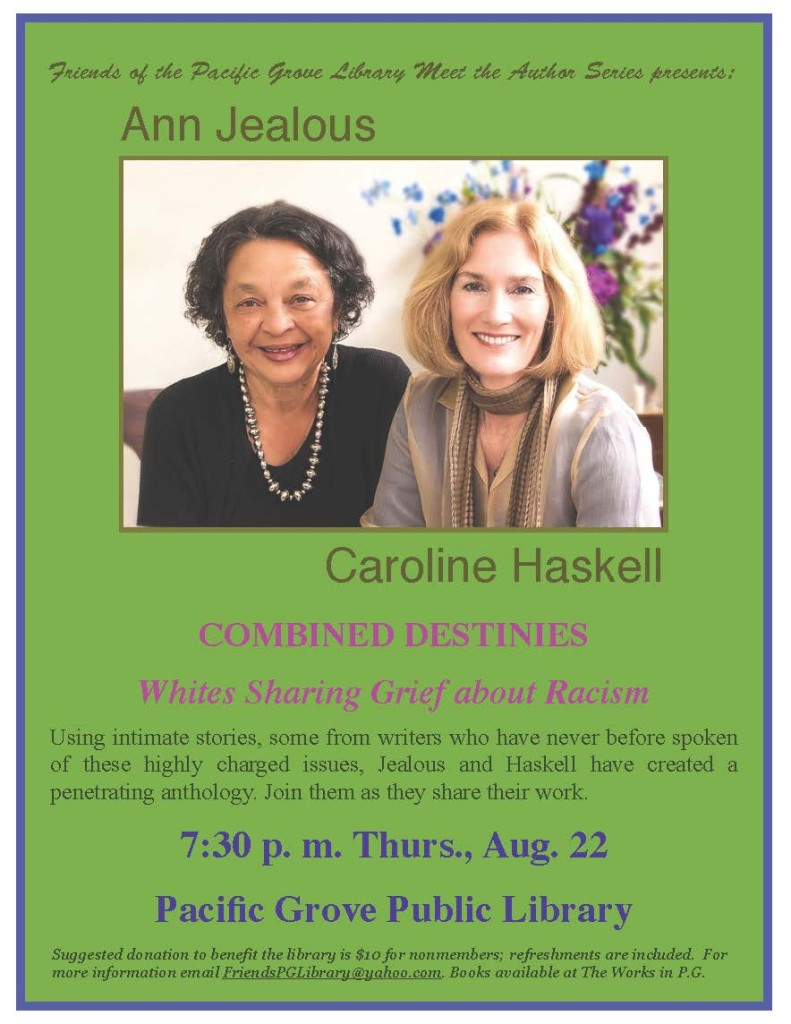 Links to PDF for Pacific Grove Public Library Appearance