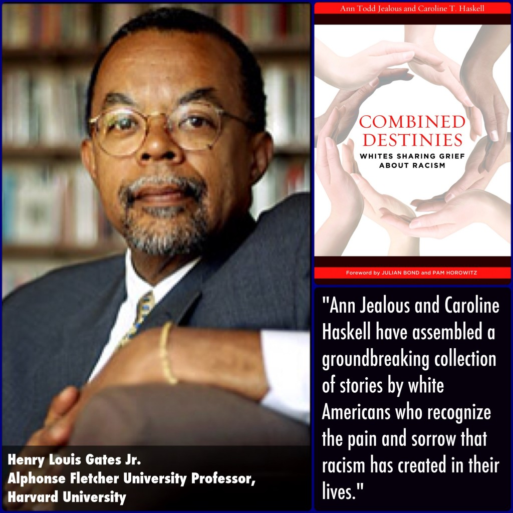 Henry Louis Gates Combined Destinies Endorsement
