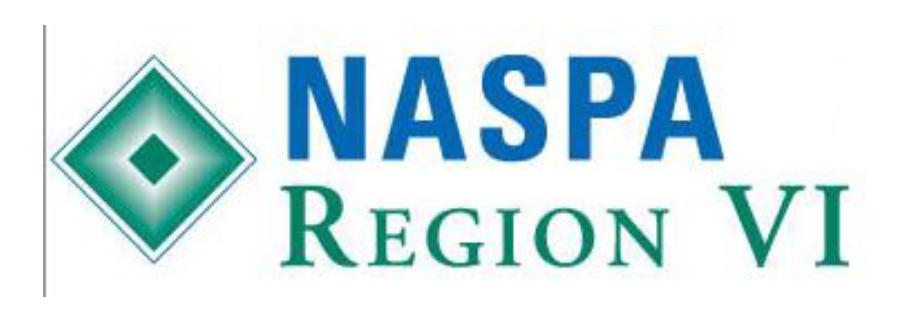 Banner: NASPA Region VI
